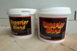 Superior blend hydroponic-nutrient-5kg-part-A-B