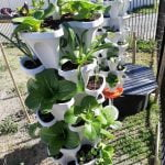 9 Tower Hydroponic Vertical Garden photo review