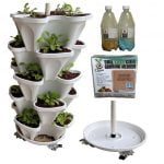 Planter+Trolley+Hydroponic Grow Pack
